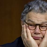 Hey Liberals, Stop Defending Al Franken