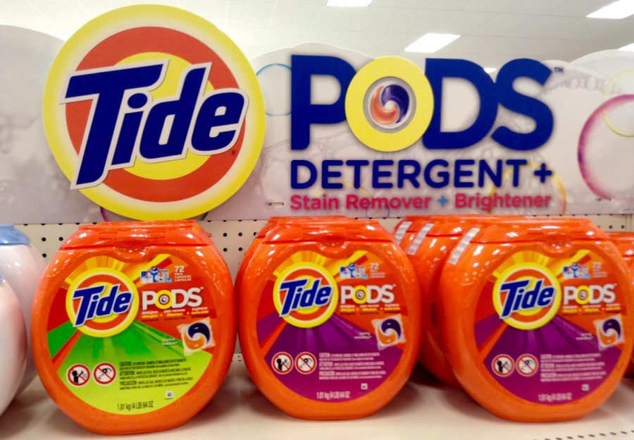 My darling children, I love you. I gave you life. I'd run through fire for you. But if you eat a Tide Pod I will straight up kick your ass.