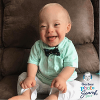 Lucas, A Boy With Down Syndrome, Has Been Named Gerber Baby of the Year