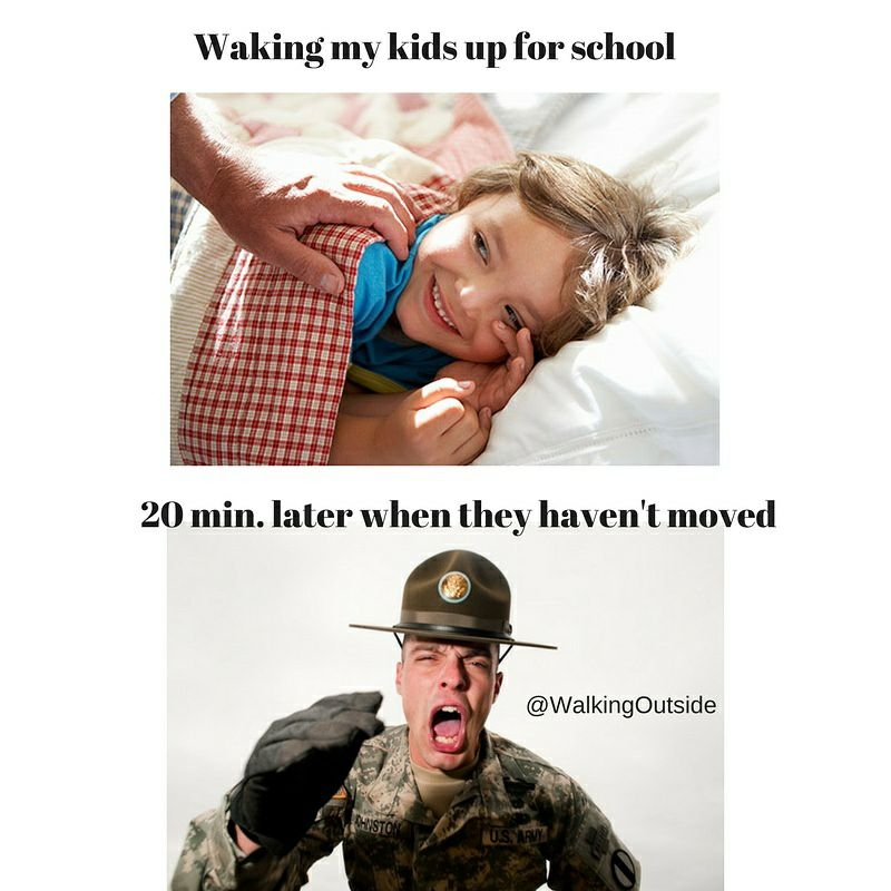 24 Super Funny Memes About Life With School Aged Kids
