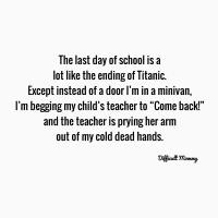 20 Hilarious Memes By Parents Heading Into Summer Break