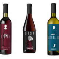 Handmaid's Tale Wine Launched, Then Cancelled After Backlash