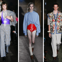 Gucci's New 2019 Men's Collection Is a Whole Lotta WTF