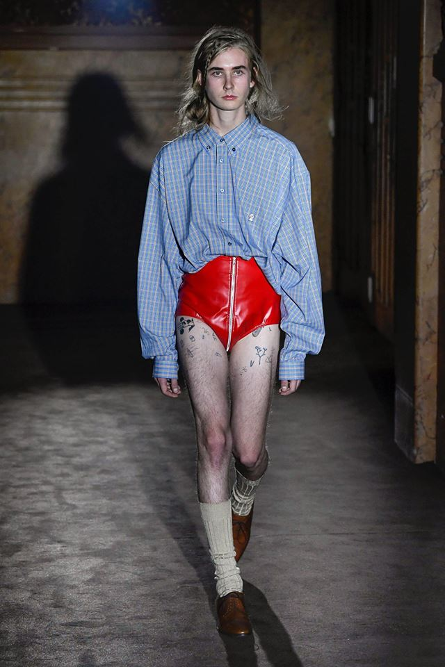 Gucci\u0027s New 2019 Men\u0027s Collection Is a Whole Lotta WTF