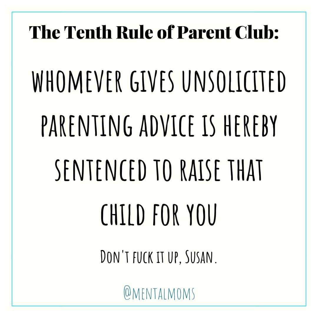 memes about the janets and karens of the parenting world for Sammiches and Psych Meds by Mental Moms1