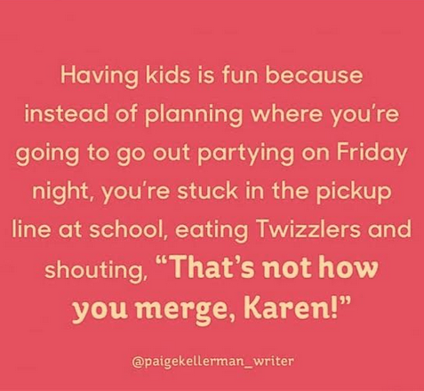memes about the janets and karens of the parenting world for Sammiches and Psych Meds by paigekellermanwriter