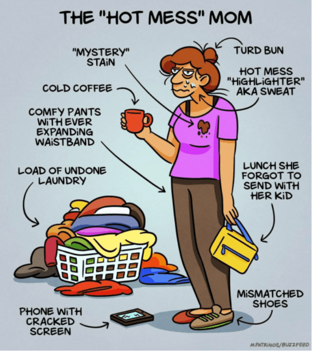 hot mess mom memes Sammiches and Psych Meds by maritza patrinos