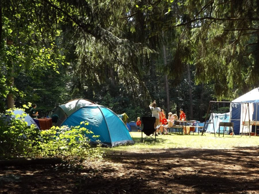 9 Reasons You Won't Find Me Camping With Small Children