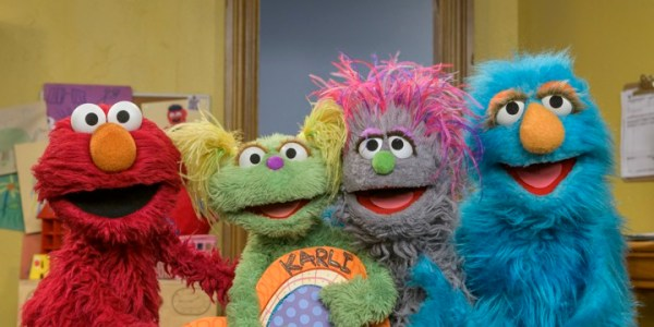 Sesame Street's Newest Muppet Is in Foster Care. Representation Matters.