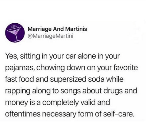 self care memes for moms for Sammiches and Psych Meds by Marriage and Martinis