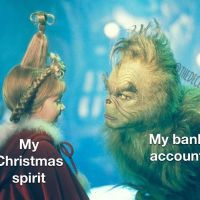 The holidays are a shitshow, but at least we have memes to make us laugh.