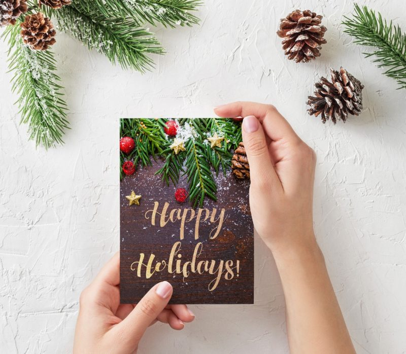 35 Simple Steps to Christmas Card Success