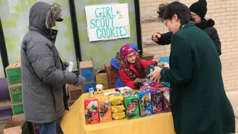 The Girl Scouts' mandate, according to their website, is to empower girls to become go-getters, innovators, risk-takers, and leaders.