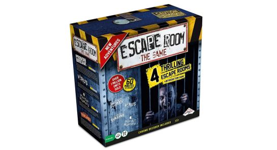 escape room in a box valentine's day gift guide Sammiches and Psych Meds