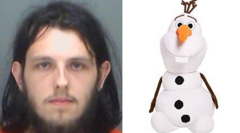 A 20 year-old man in Florida has been arrested and ordered to undergo a psychiatric evaluation after sexually assaulting two plush toys in Florida Target