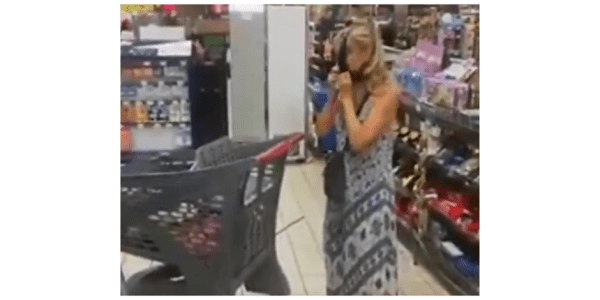 Woman Takes Off Thong, Uses as Face Mask After Being Refused Service