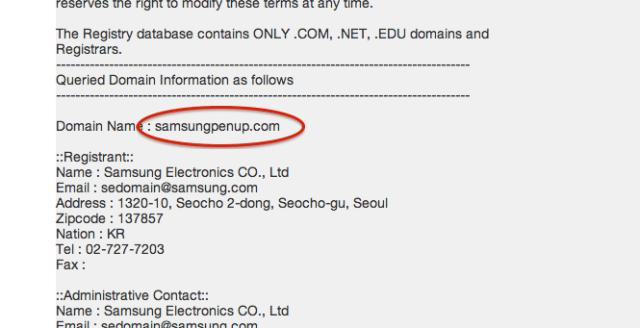 samsungpenup.com