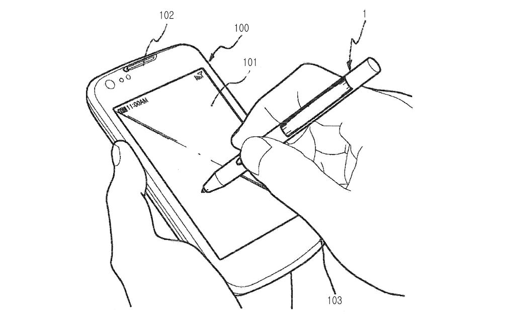 Samsung working on Ultrasound-enabled S Pen for future