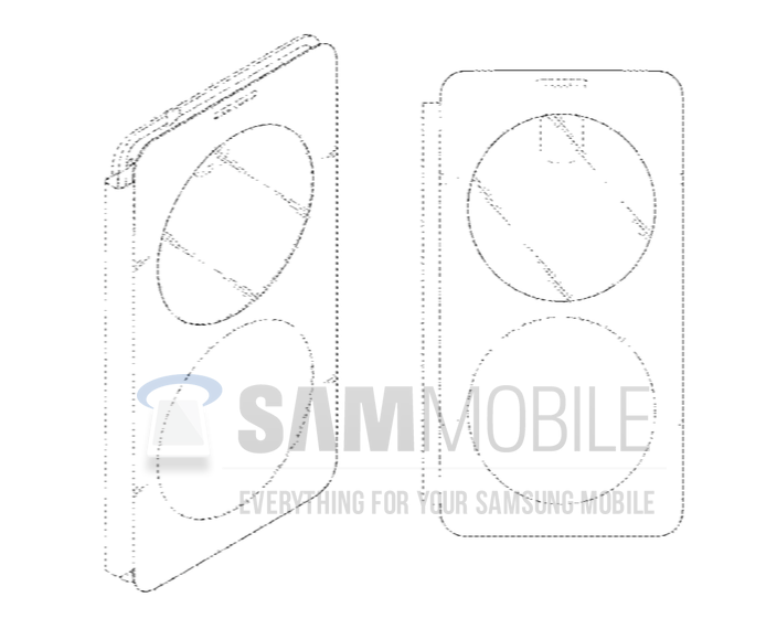 The USPTO awards design patents to Samsung for the Gear