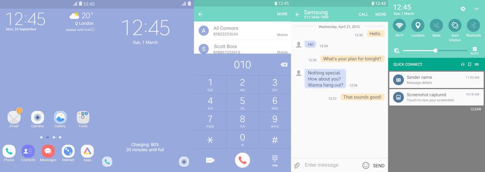 Samsung Galaxy Theme - Delight Play