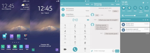 Samsung Galaxy Theme - SereneUI - Paid