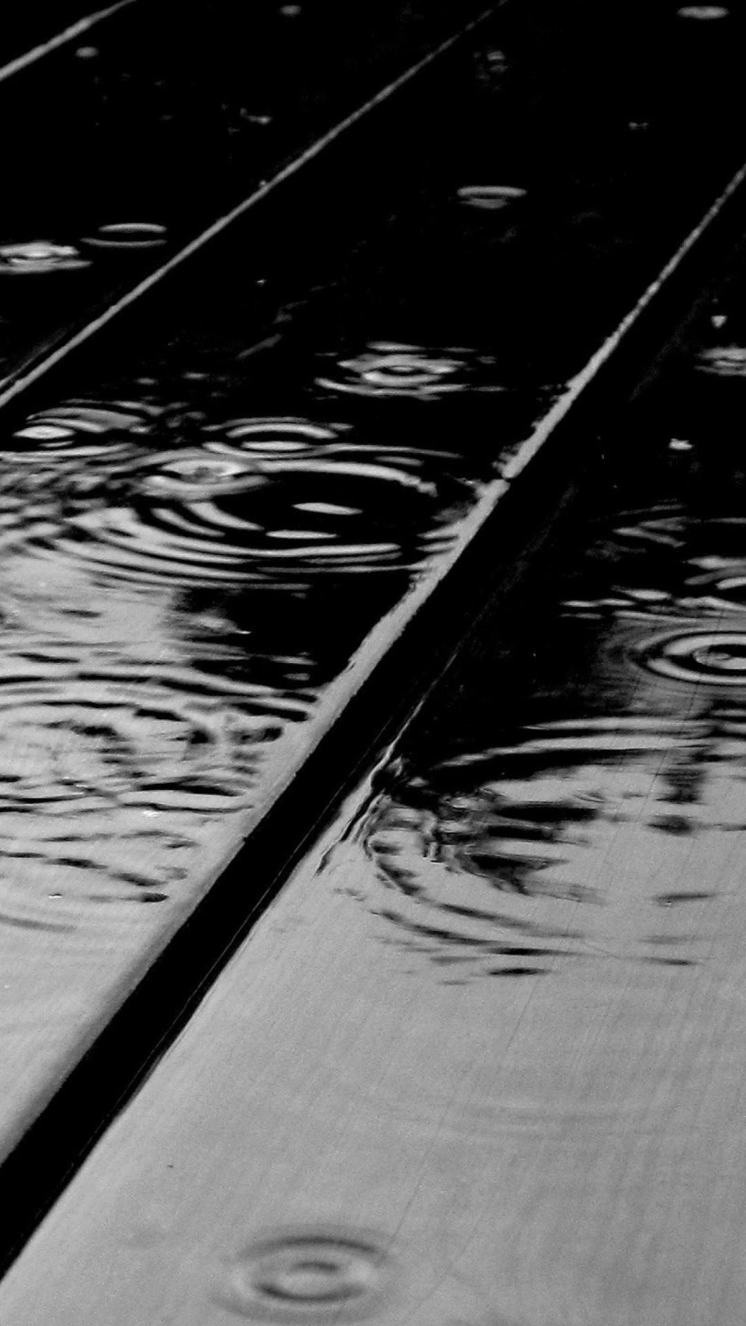 Dark Cozy Girl Wallpaper Wallpaper Wednesday Rain Sammobile Sammobile
