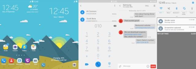 Samsung Galaxy Theme - [Kendi] Aura