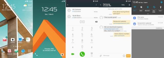 Samsung Galaxy Theme - Sense UI Theme