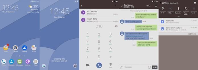 Samsung Galaxy Theme - [MINU] Pixel