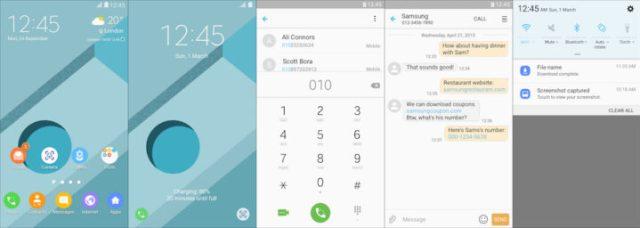 Samsung Galaxy Theme - Candie M