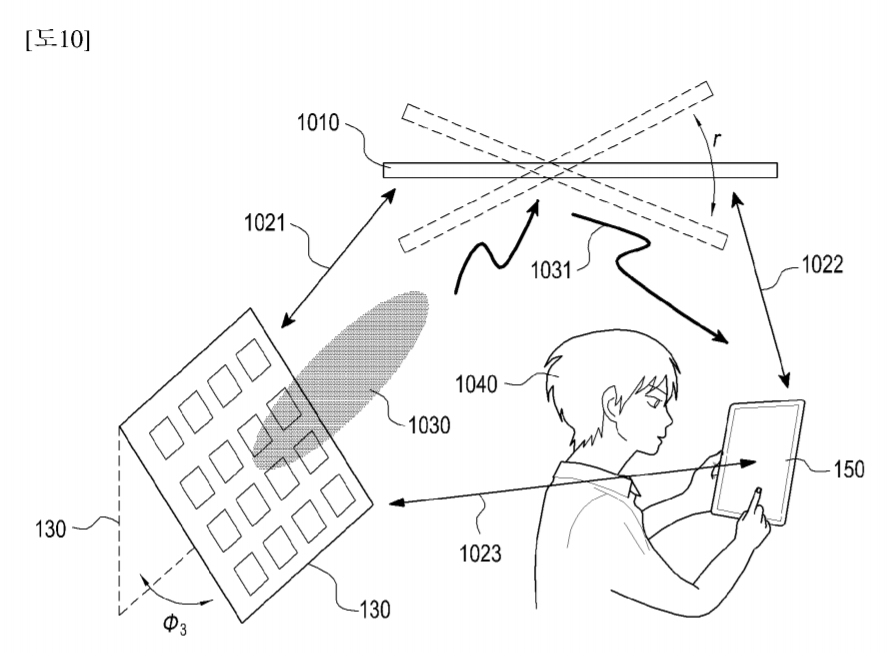 Samsung's patent envisions 'over the air' wireless