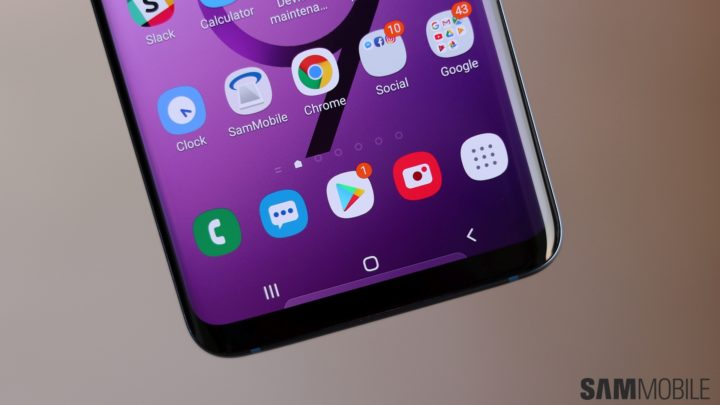Samsung Security Update Android