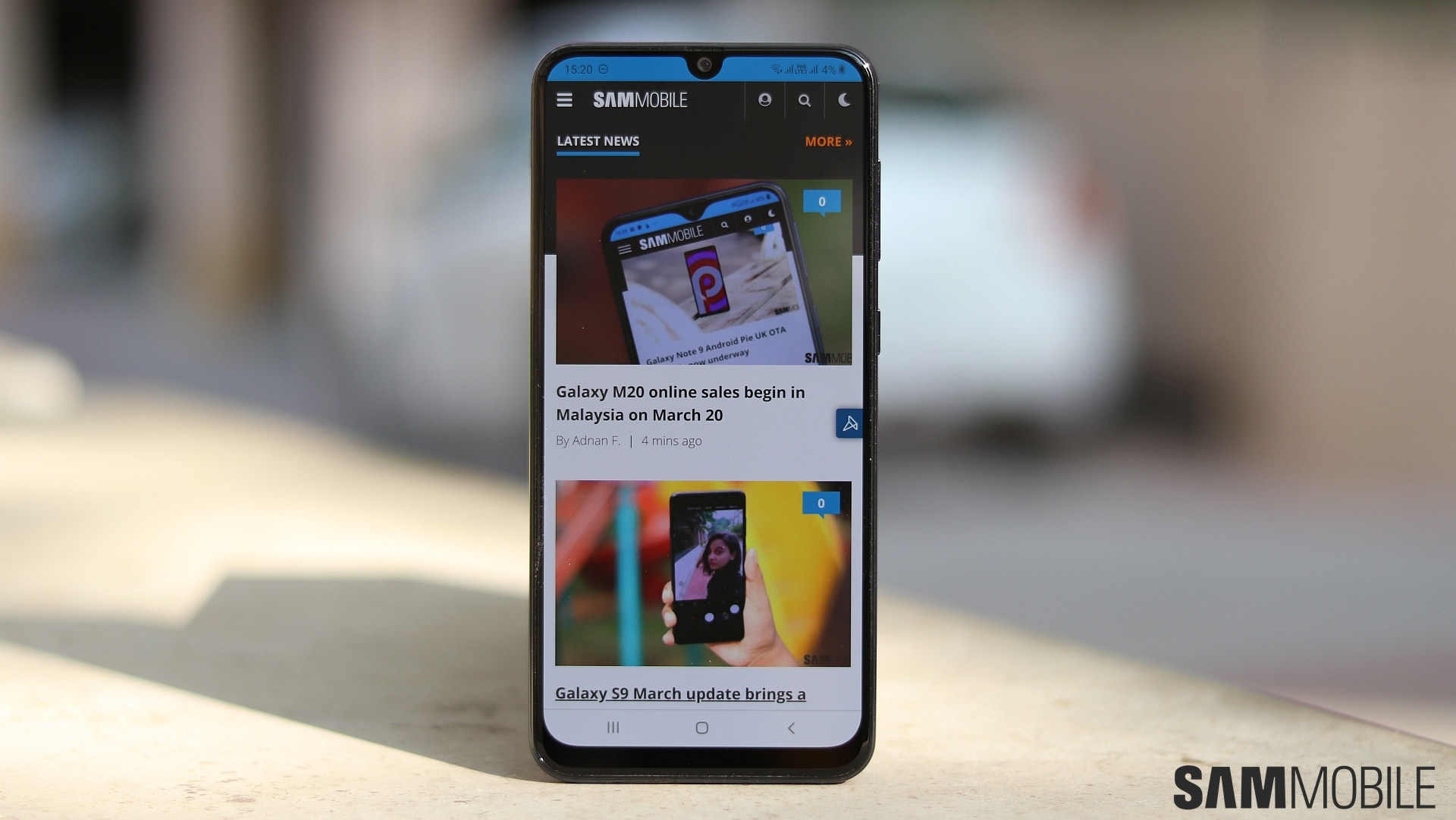 Galaxy A50 review: Samsung's most value-for-money mid-ranger