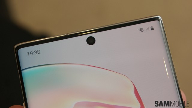 Galaxy Note 10 hands-on review