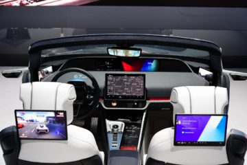 Samsung Digital Cockpit 2020 6