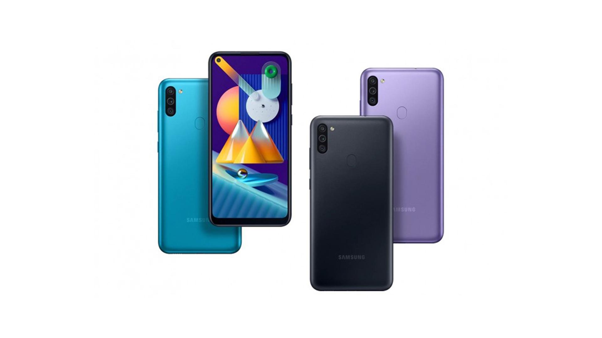 Samsung Galaxy M11 - SamMobile