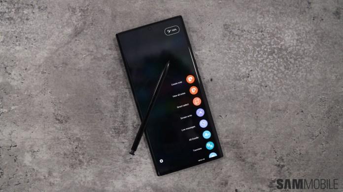 Samsung Galaxy Note 20 Ultra Sammobile
