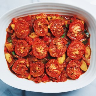 Quick and Easy Ratatouille (Vegan + Gluten Free)