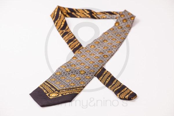 vintage Gianni Versace silk tie 1