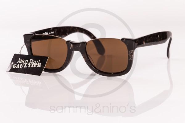 vintage Jean Paul Gaultier 56-7062 sunglasses silver sammyninos 1