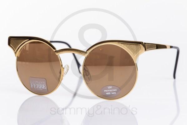 vintage Gianfrano Ferre GFF 85S sunglasses sammyninos 1
