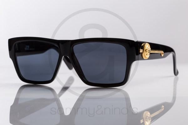 vintage Gianni Versace 372dm sunglasses sammyninos gold frames 1