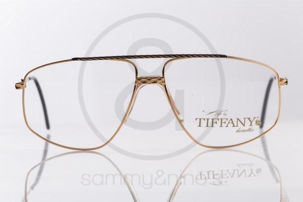 vintage Tiffany T89 sunglasses goldplated sammyninos eyewear frames 2