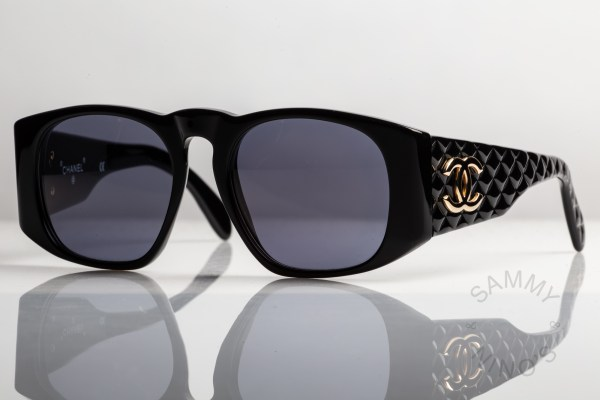 chanel-sunglasses-vintage-01450-90s-quilted-1