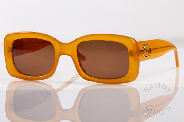 gucci-sunglasses-vintage-GG-2407-orange-90s-1