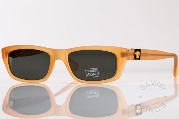 vintage-versace-sunglasses-291a-orange-skinny-1