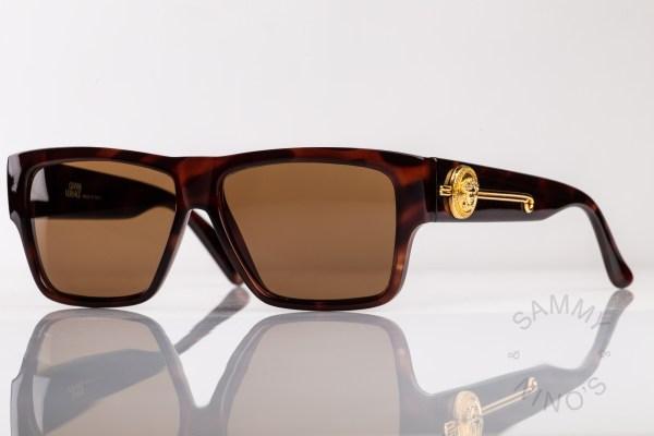 vintage-versace-sunglasses-372dm-brown-1