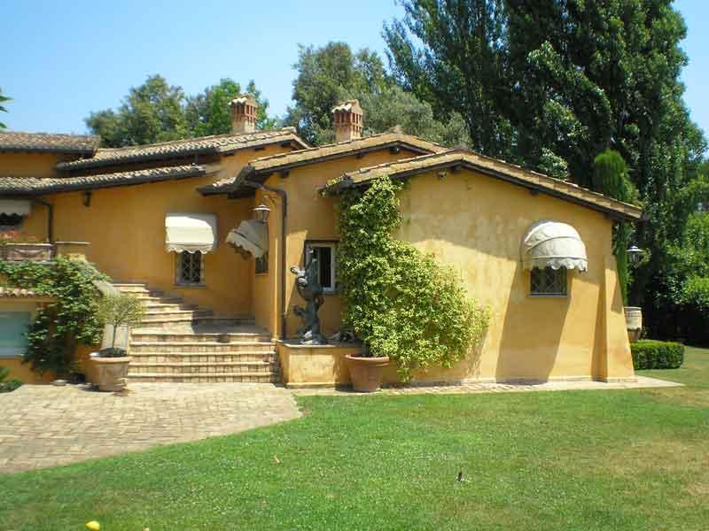 Villa in AFFITTO a ROMA RM Cassia  Olgiata LARGO DELL