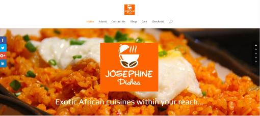 Josephine Dishes