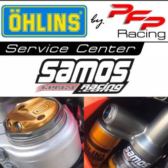 Samos Racing => Öhlins service center